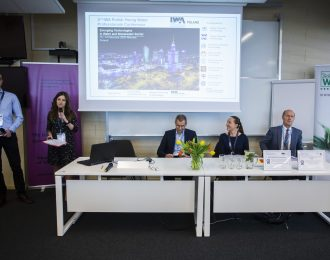 2nd IWA Polish Young Water Professionals Conference: Emerging Technologies in Water and Wastewater Sector – relacja